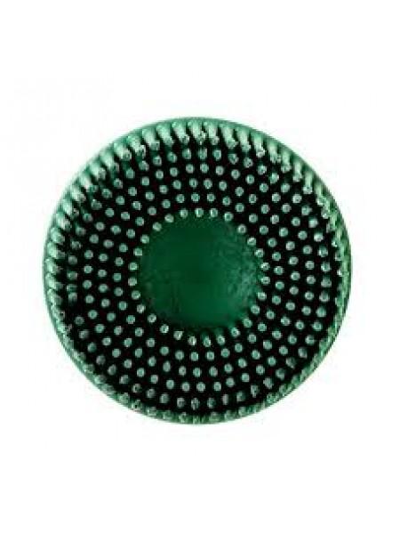 Круг 3M Scotch-Brite Roloc RD-ZB P50 зеленый 50мм
