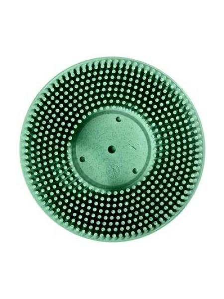 Круг 3M Scotch-Brite Roloc RD-ZB P50 зеленый 75мм