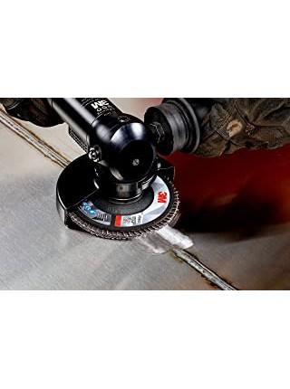 3M™ 769F Круг Шлифовальный Лепестковый Торцевой Конический, 120+, 180 мм
