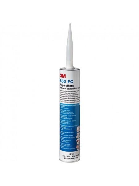 3M™ 550FC Полиуретановый Клей-герметик, белый, 310 мл