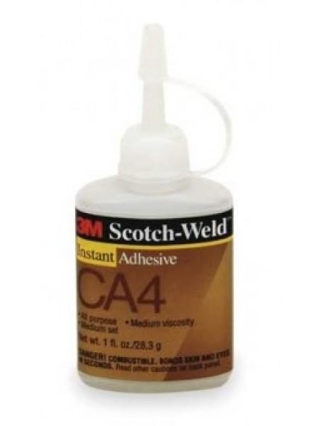 CA4 Клей SW Цианакрилатный однокомпонентный клей, прозрачный