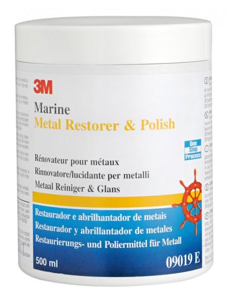 Полировальная паста 3М для металла Marine
