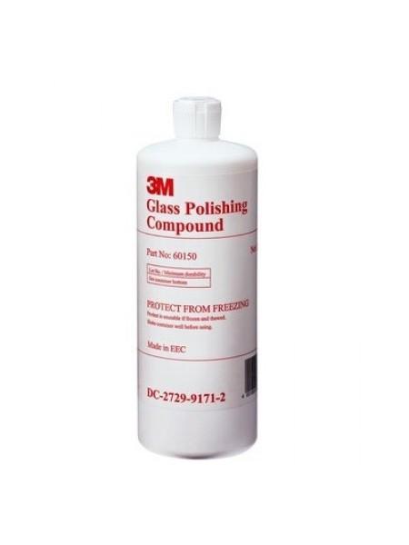 Полировальная паста 3М для полировки силикатного стекла 1л