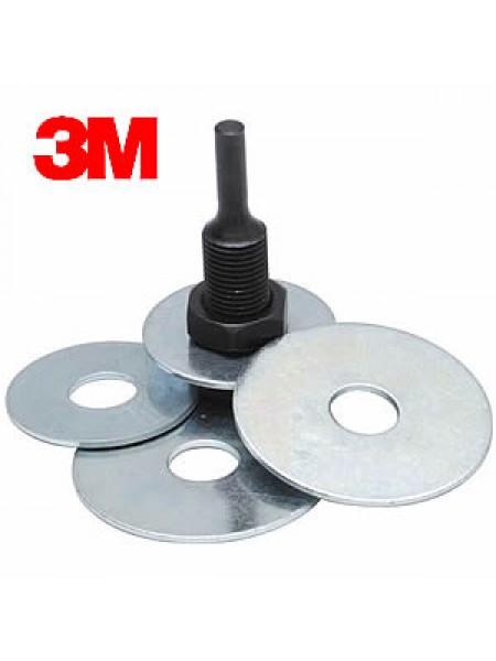 3M™ Шпиндель 900/6, 6 мм для кругов с посадочным 13 мм, толщиной до 19мм