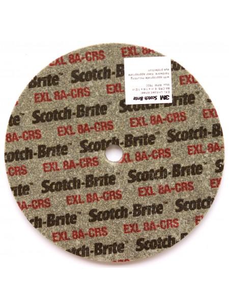 Объемный круг 3М  Scotch-Brite XL-UW  CRS 150мм х 6мм х 13мм