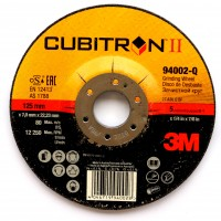 Зачистной круг Cubitron II 125мм х 22мм х 7мм