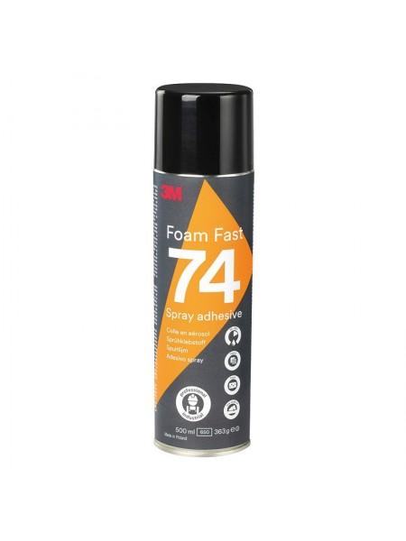 3M™ Foam Fast 74™  Клей-спрей для тканей и вспененных материалов